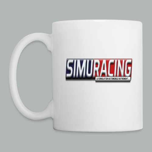 logo Simuracing - Mug blanc