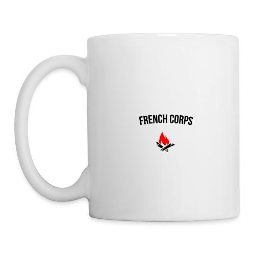 FrenchCorps - Mug blanc