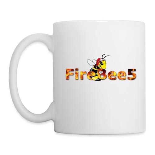FireBee5 - Comic-Style - Tasse