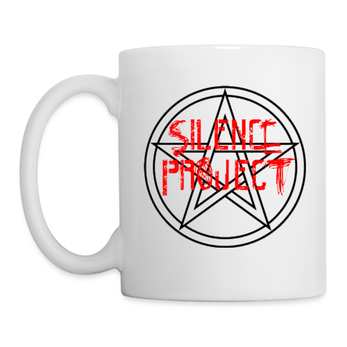 Silence Project - Mug blanc