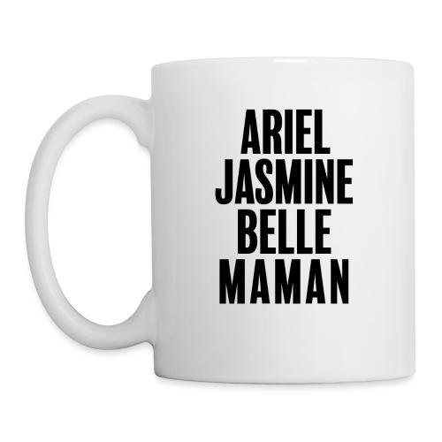 Maman, c'est ma princesse - Mug blanc