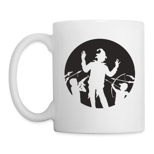 Le Clown - Mug blanc