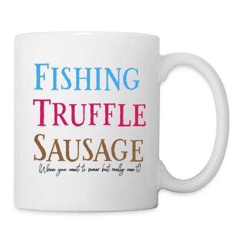 Fishing Truffle Sausage - Mug
