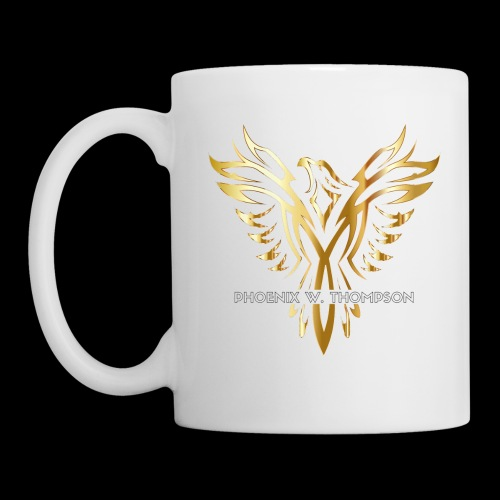 Golden Phoenix Design - Mug