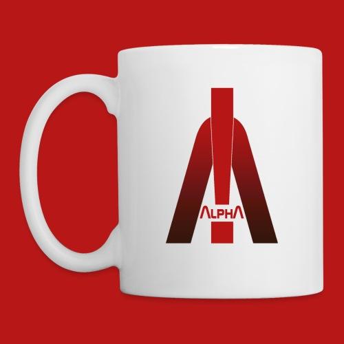 ALPHA - Winner wins! - Tasse