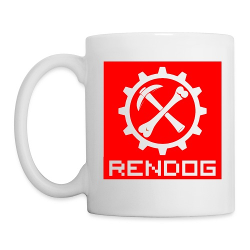 rendog shop final - Mug