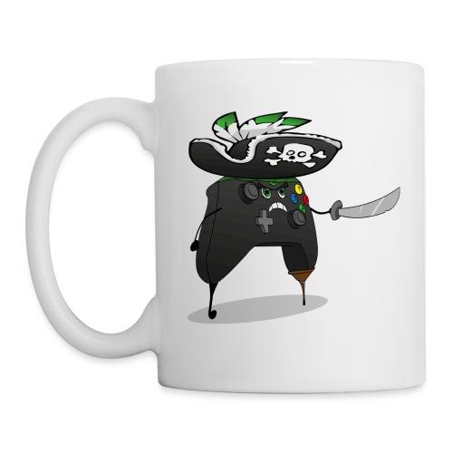 Pirate Xmanette - Mug blanc