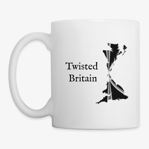Twisted Britain Logo - Mug
