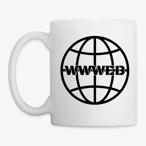 WWWeb (black) - Mug