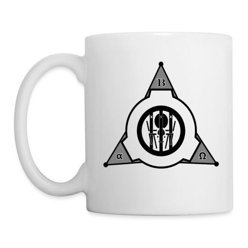 SCP Adventures at Site-19 - Mug