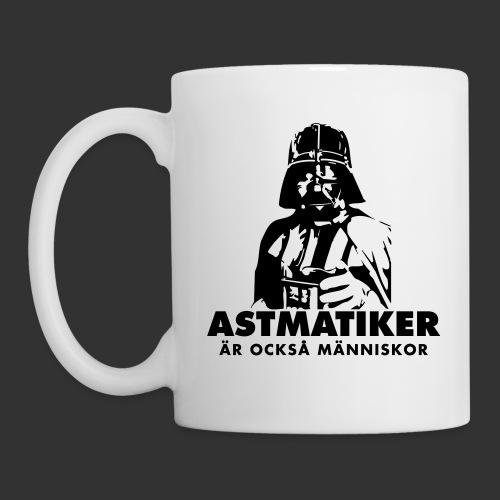 Astmatiker är också människor - Mugg