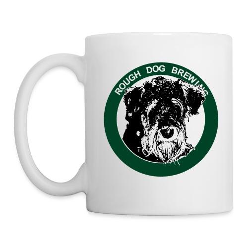 Rough Dog Brewing 2019 logotype - Mugg