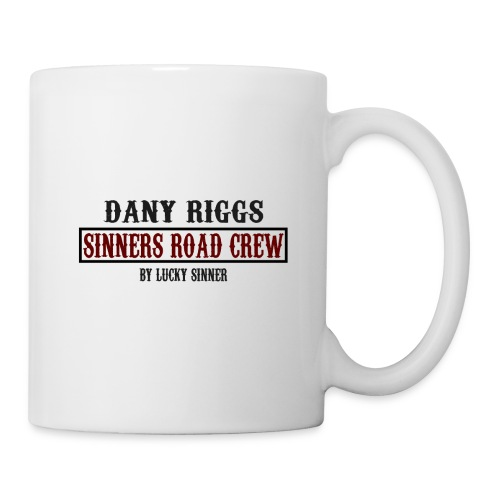 Official Sinners Road Cre Shirt by Dany Rigs - Tasse