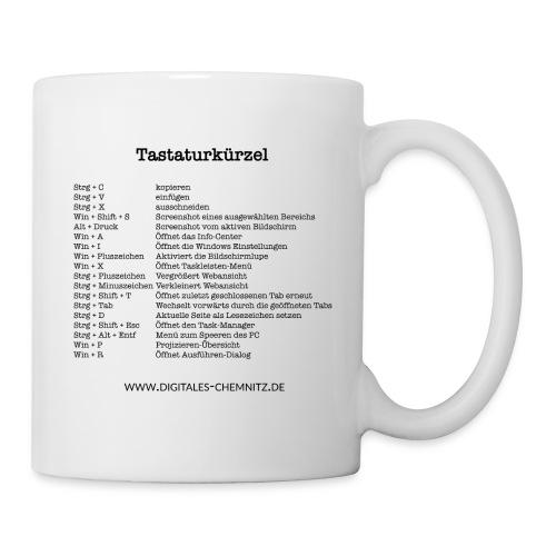 Tastaturkürzel Tassen - Tasse