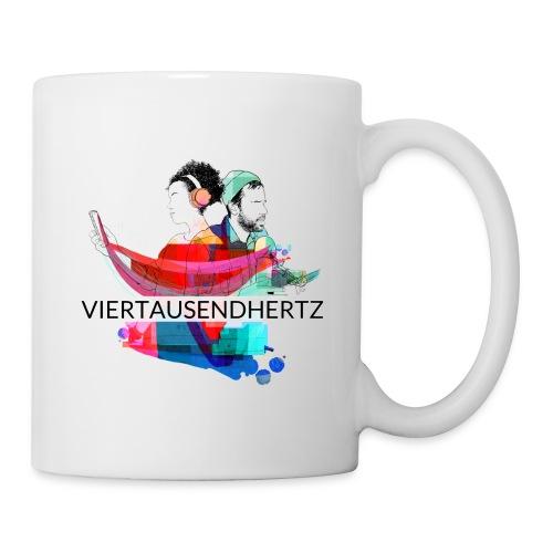 Viertausendhertz - Tasse