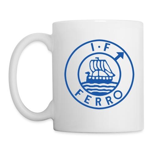 big logo Ferro png - Mugg
