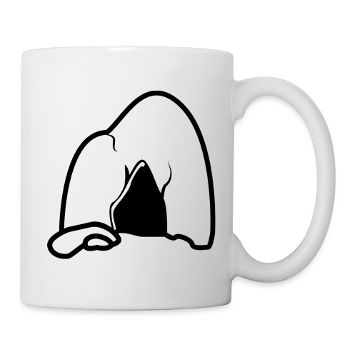 Cave Black png - Mug
