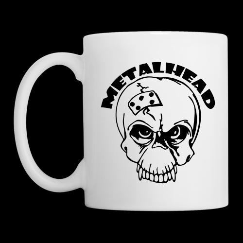 metalhead - Mugg