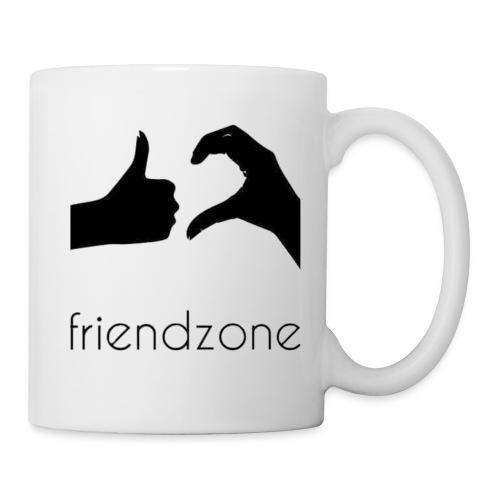 friendzone logo - Taza