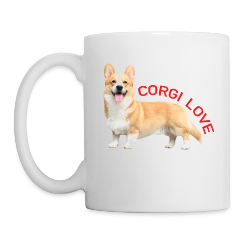 CorgiLove - Mug