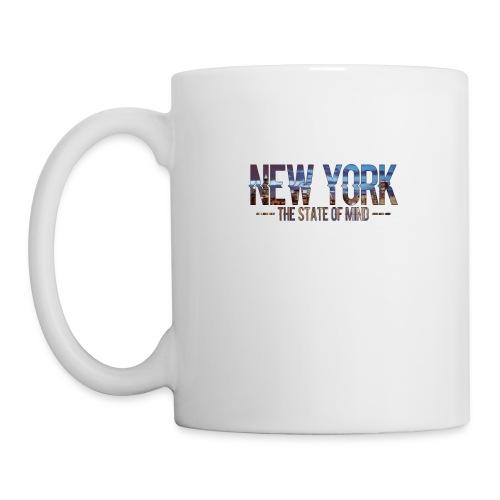 New York - The state of Mind 2 - Tasse