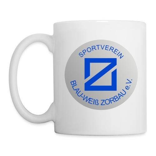 SV Blau-Weiß Zorbau - Tasse