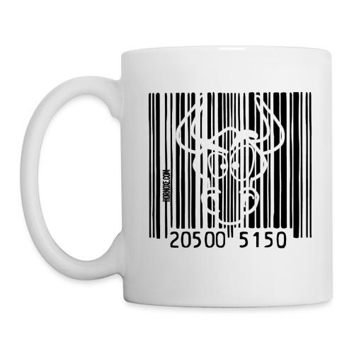 Barcode Oxe - Tasse