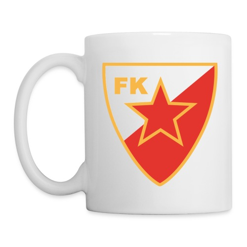 crvena zvezda yu - Mug