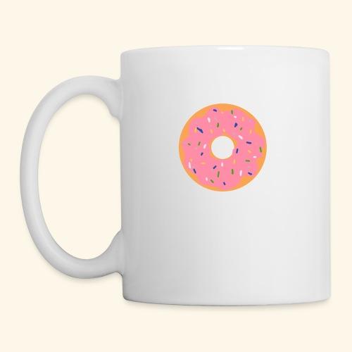 Donut-Shirt - Tasse