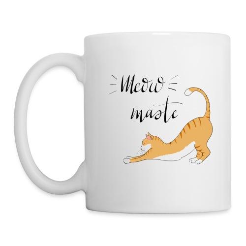 Meowmaste - Tasse