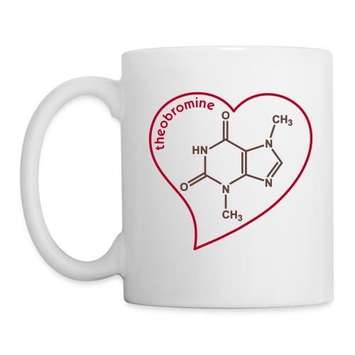 yellowibis theobromine chocbytes vec - Mug