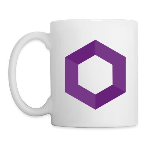 hexagon png - Mug