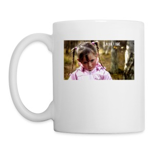 Lille Lise Picture - Mug