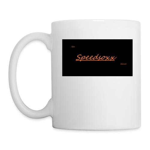 SPEEDSOXX - Tasse