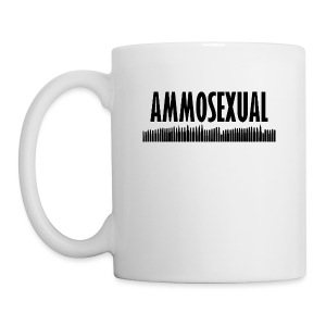 Ammosexual (short basecap design) - Tasse