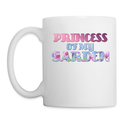 Princess of my Garden - Tasse