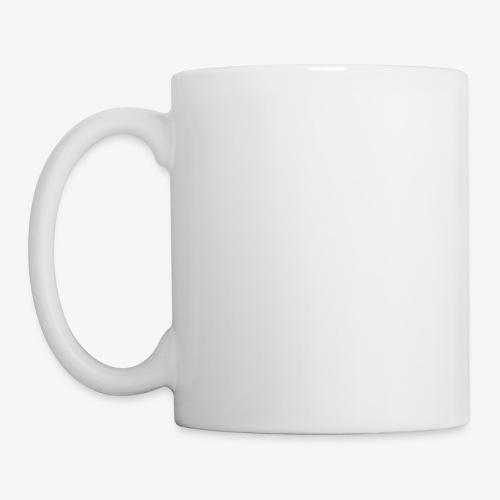 Quermast V2 Weiß - Tasse