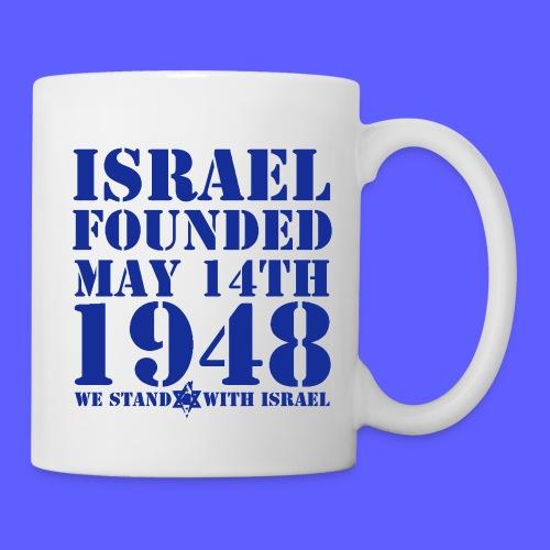 israelfoundetstand - Tasse