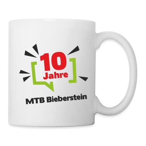 10 Jahre MTB Bieberstein - Tasse