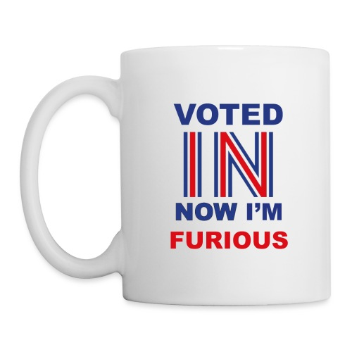 Voted IN - Mug