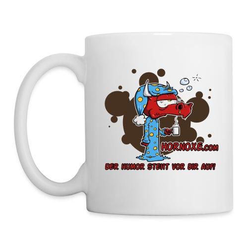 Morgenmuffel Oxe - Tasse
