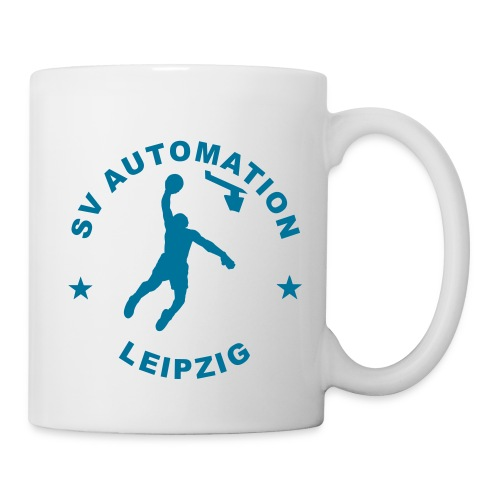 automation logo versuch - Tasse