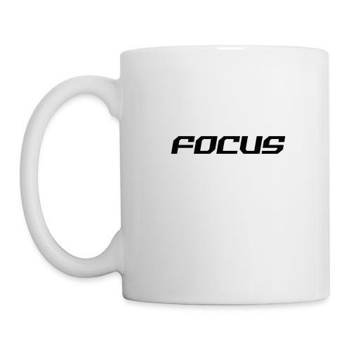 FOCUS - Mug blanc