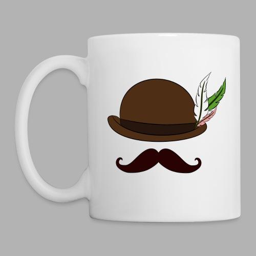 Captain's Logo - Mug blanc