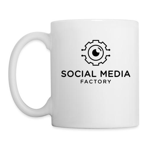 Social Media Factory Logo - Tasse