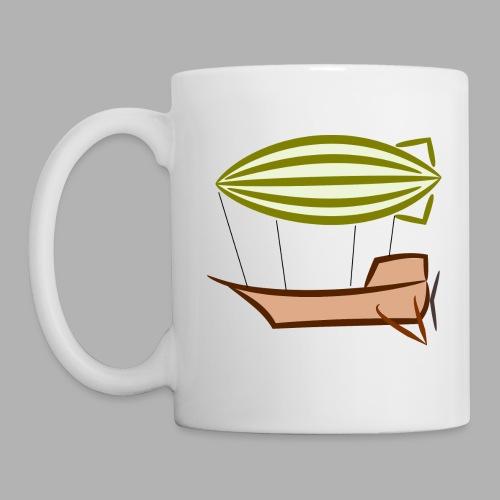 Airship - Mug blanc