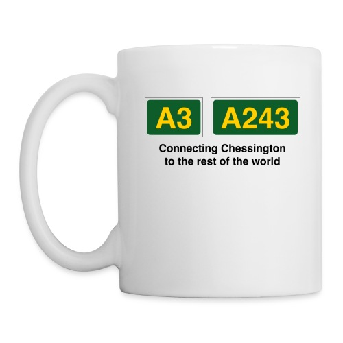 Chessington A3 - Mug