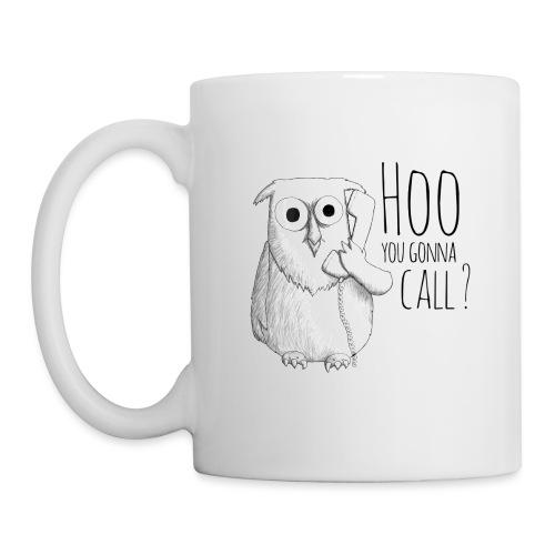 Hoo you goona call? - Mug