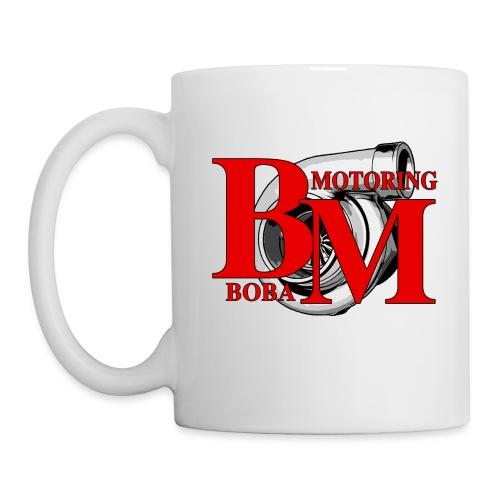 Boba-Motoring Fan Logo - Tasse