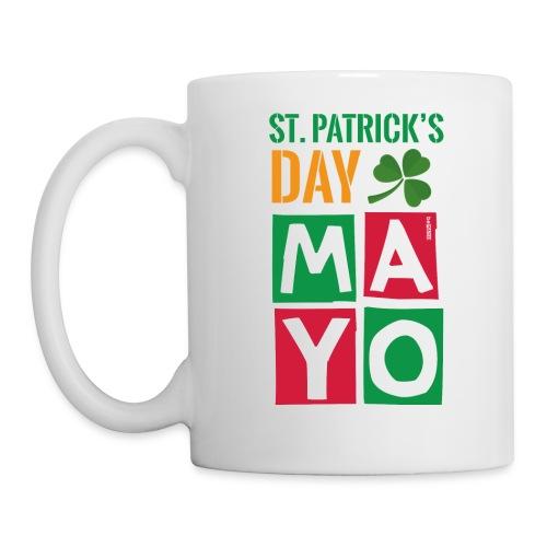 Celebrate St. Patrick's Day in Mayo - Mug